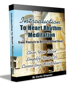 Heart Rhythm Meditate Book