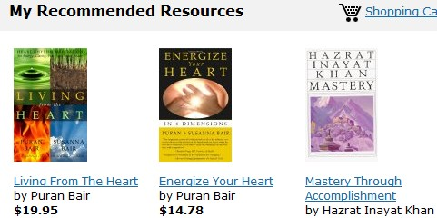 Heart Meditation Books